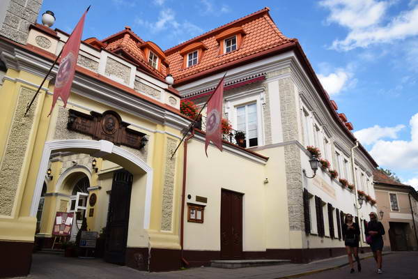 מלון שייקספיר, וילנה