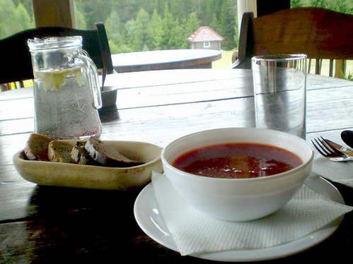 בורשט ליטאי בשמנת