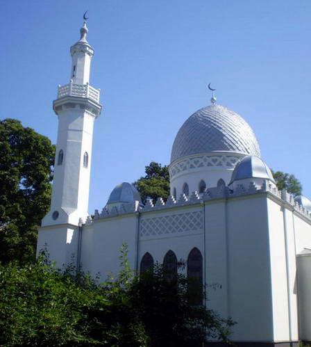 מסגד בקובנה