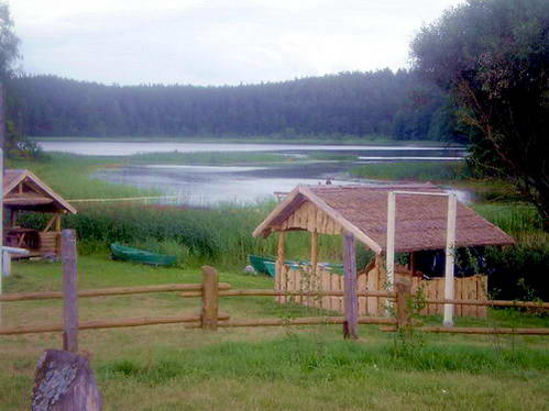אגם אַלמַאיָה בפארק הלאומי אָאוּקְסְטַיְטִיָה