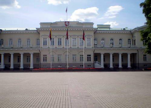 ארמון הנשיאות בוילנה