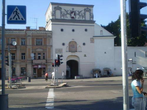 'שער הזריחה' בחומות העיר העתיקה