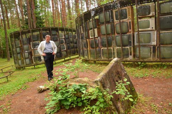 פארק הפסלים, אירופה פארק, ליטא