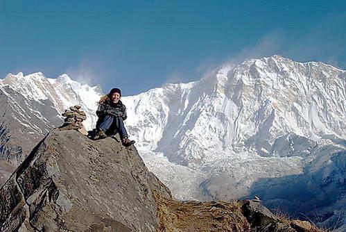רכס אנאפורנה, נפאל
