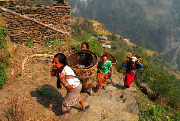 אנאפורנה, נפאל