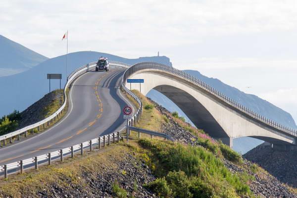 הדרך האטלנטית, נורווגיה