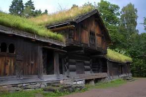 טיול לנורבגיה, אוסלו, המוזיאון הפתוח