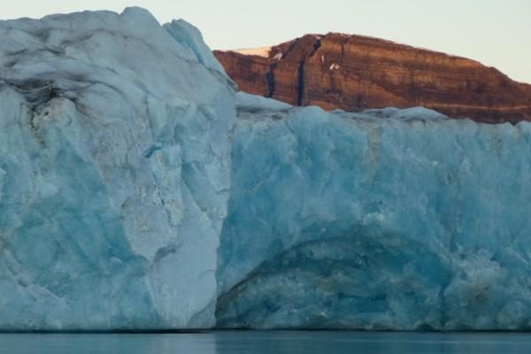 קרחון קרונה