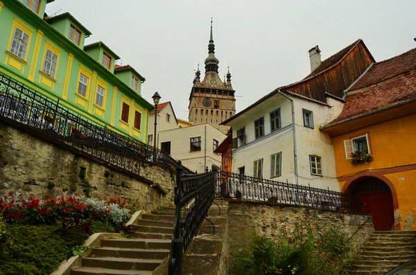 סיגישוארה, רומניה