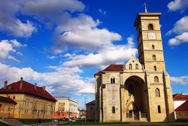 אלבה יוליה, רומניה