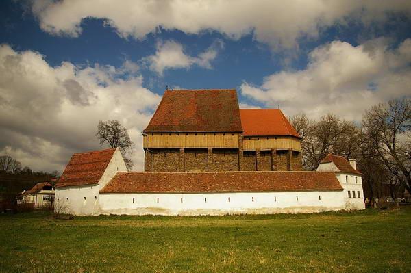 כנסייה מבוצרת, רומניה