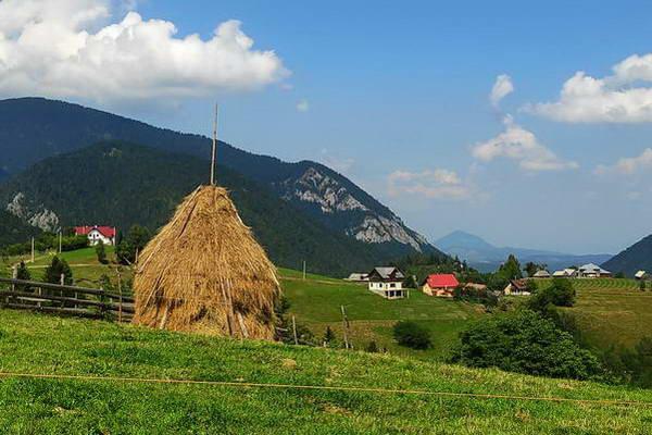 חקלאות, טיול ג'יפים ברומניה
