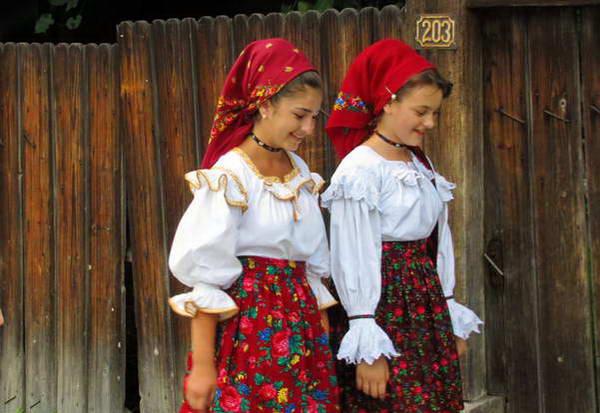 אנשי מרמורש, רומניה