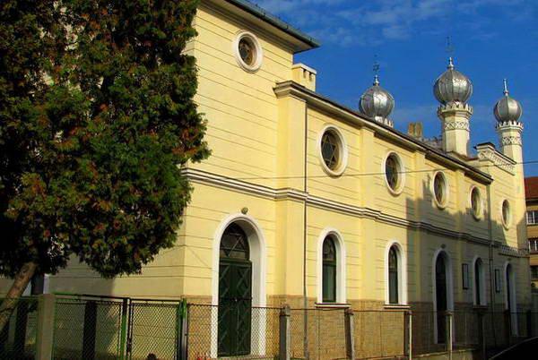 בית כנסת, קלוז' נאפוקה, רומניה