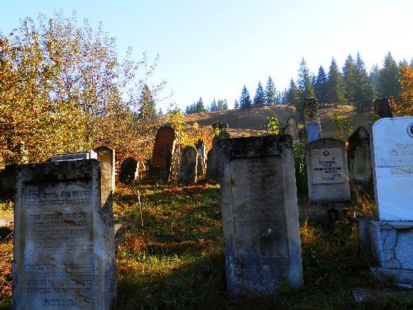 יהדות רומניה - בתי הקברות האומנותיים