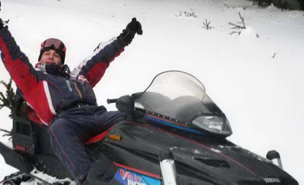 ספארי אופנועי שלג ברומניה