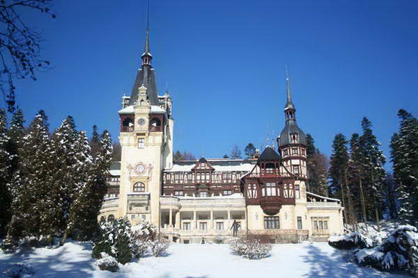 חורף ברומניה, סינאיה