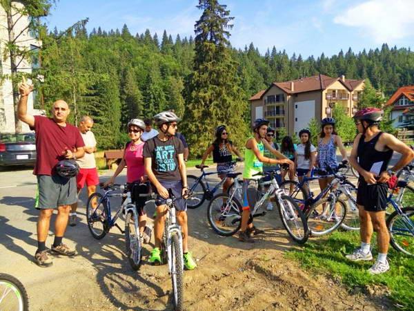 רומניה, טיול אופניים בבראשוב