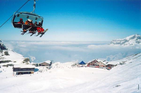 סקי בשוויץ, אנגלברג טיטליס