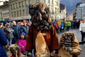 פסטיבל באינטרקלאקן, שוויץ