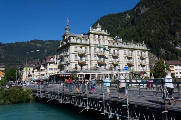 אינטרלקן, שווייץ