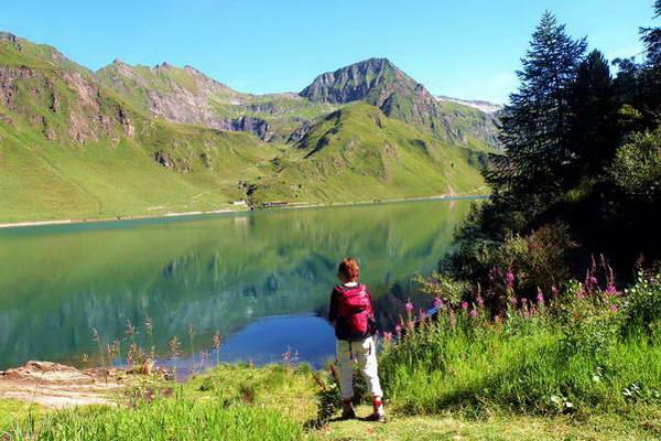 אגם ריטום, קנטון טיצ'ינו, שוויץ