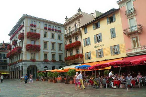 לוגאנו, שוויץ