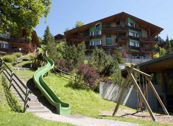 כפר הנופש הסליברג, שוויץ