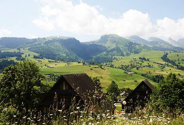 כפר הנופש וילדהאוס, שוויץ