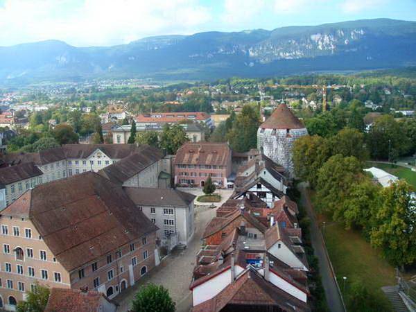 סולוטורן, שוויץ