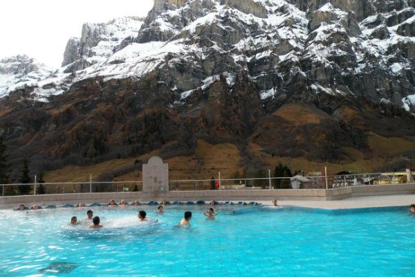 מלון ספא בשווייץ