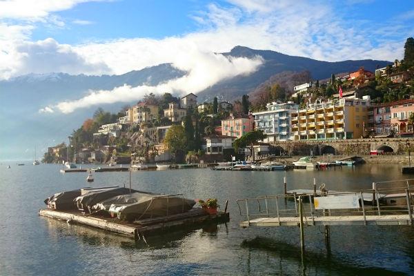 אסקונה, שוייץ