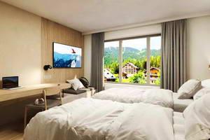 מלון מומלץ בוילאר סור אולון, שוויץ