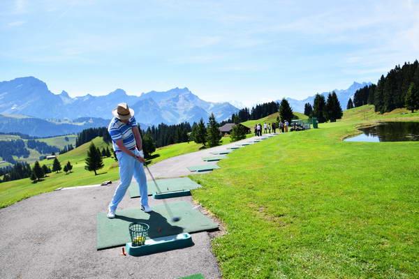 גולף בכפר וילאר