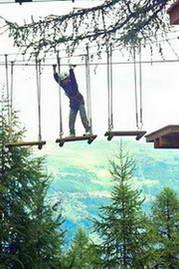 פארק חבלים שוויץ