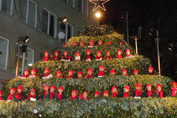 שוק חג המולד, שוויץ
