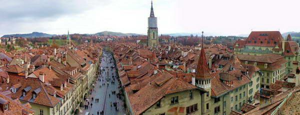 הקתדרלה, ברן, שוויץ