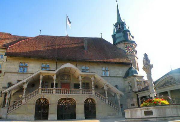 פריבורג, שוויץ