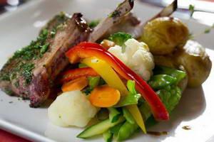מסעדת מלון אדלווייס בז'נבה