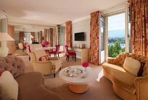 מלון לה ריצ'מונד במרכז ז'נבה