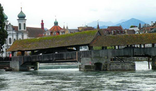 גשר התחנה, לוצרן