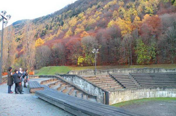 אגם ז'נבה, עמק נהר הרון, שוויץ