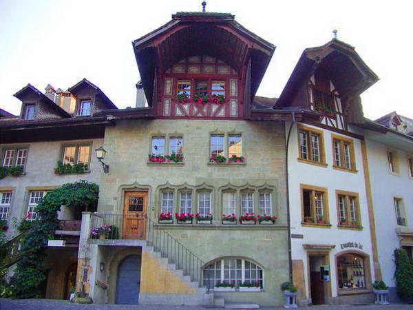 מורטן, שוויץ