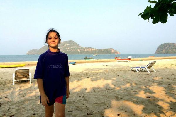 מפרץ הדולפינים בתאילנד