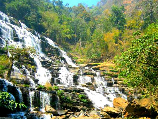 מפלים בצפון תאילנד