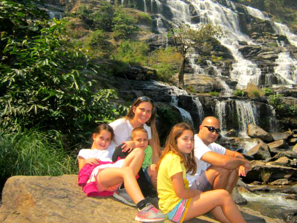 טיול משפחתי לצפון תאילנד