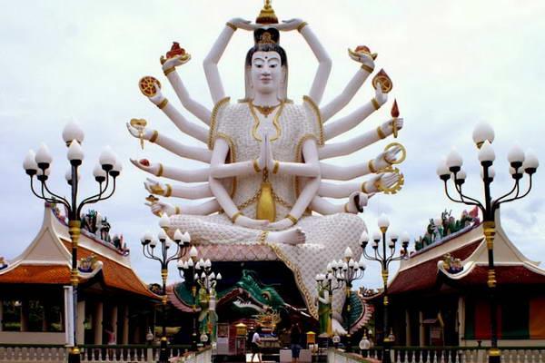 קוסמוי, תאילנד