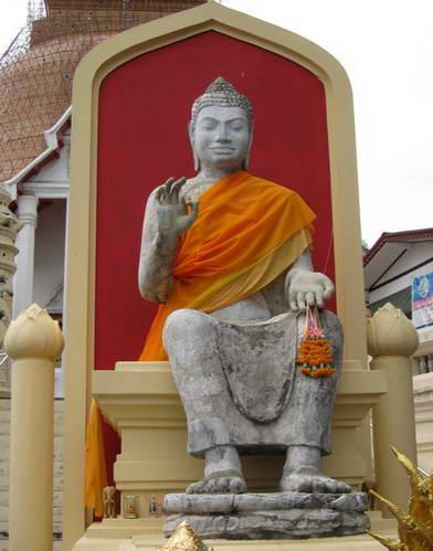 מקדש בודהיסטי, תאילנד
