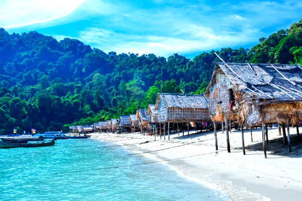 טיול לדרום תאילנד