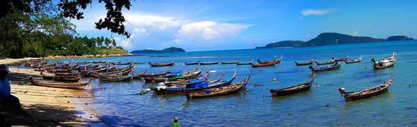 חוף ראווי, פוקט, תאילנד